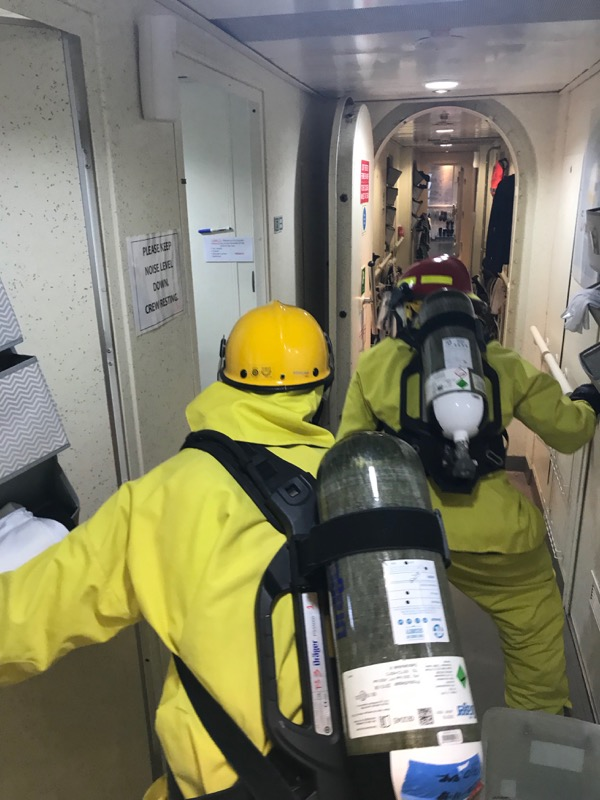Image for article Emergency training and drills - nailing the enclosed space rescue