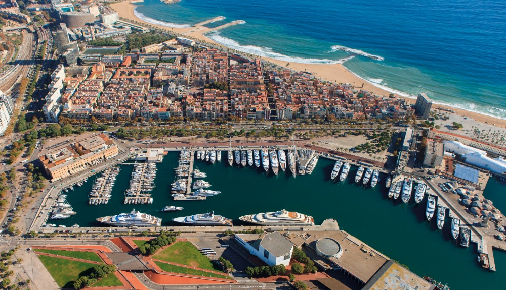 Image for article What is the future of superyacht marinas and berthing?