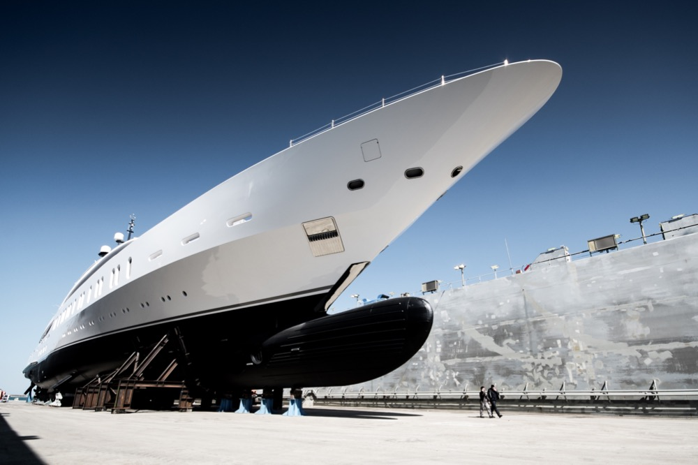 Image for article Benetti delivers third 'gigayacht' in 100 days
