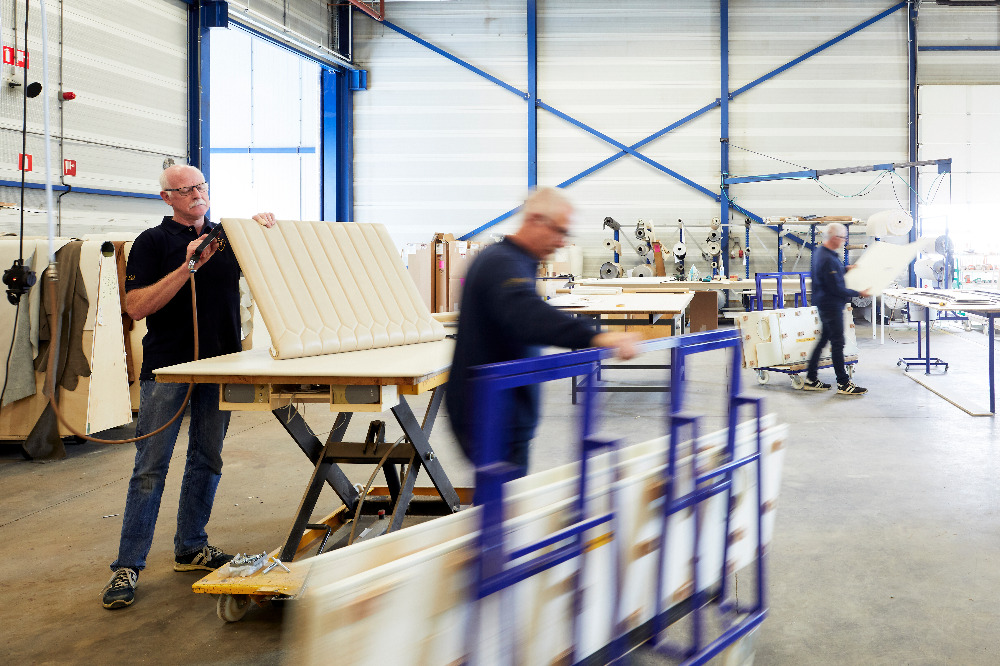 Image for article Heesen expands Winterswijk production facility