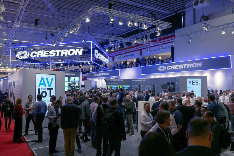 Image for article VBH and Crestron join forces in new marine division