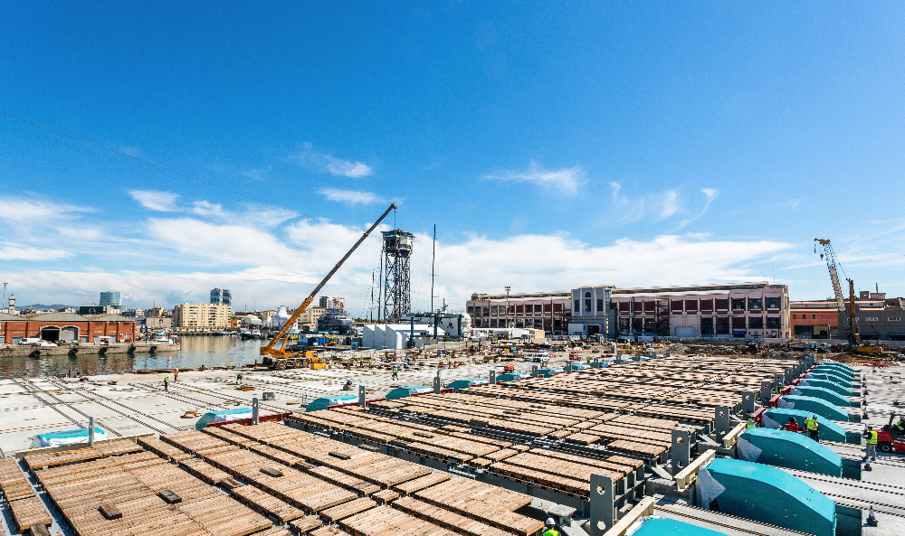 Image for article MB92 Barcelona opens new 4,800-ton shiplift