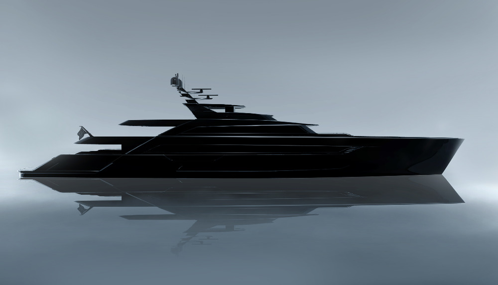 Image for article Alia yachts sells new 55m superyacht