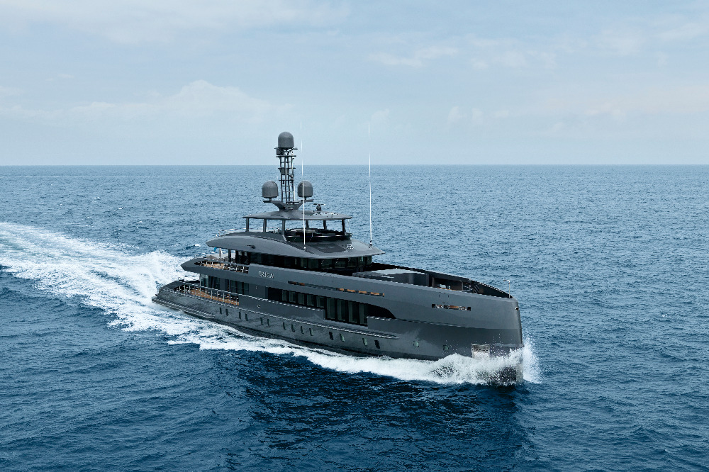 Image for article Heesen delivers four yachts in four months