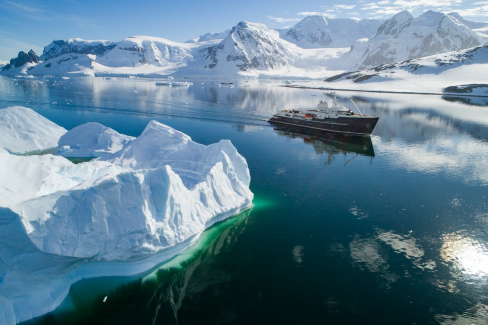 Image for article Making Antarctica accessible