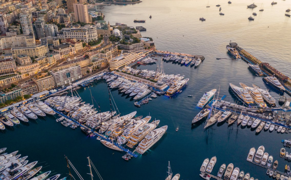 Image for article Monaco Yacht Show 2019: Design