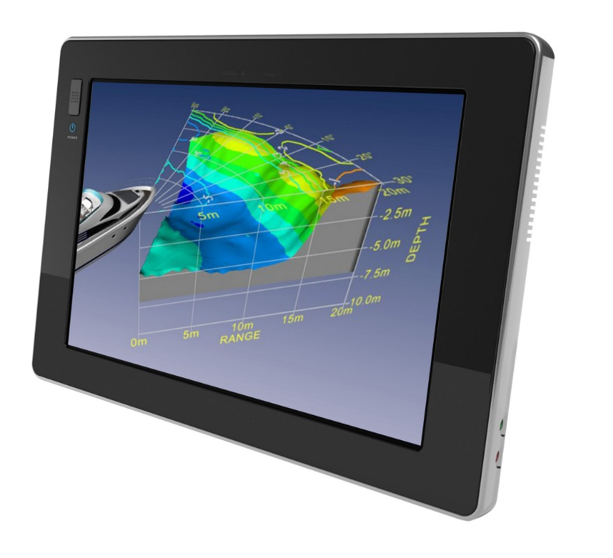 Image for article Daniamant unveils latest 3D forward looking sonar
