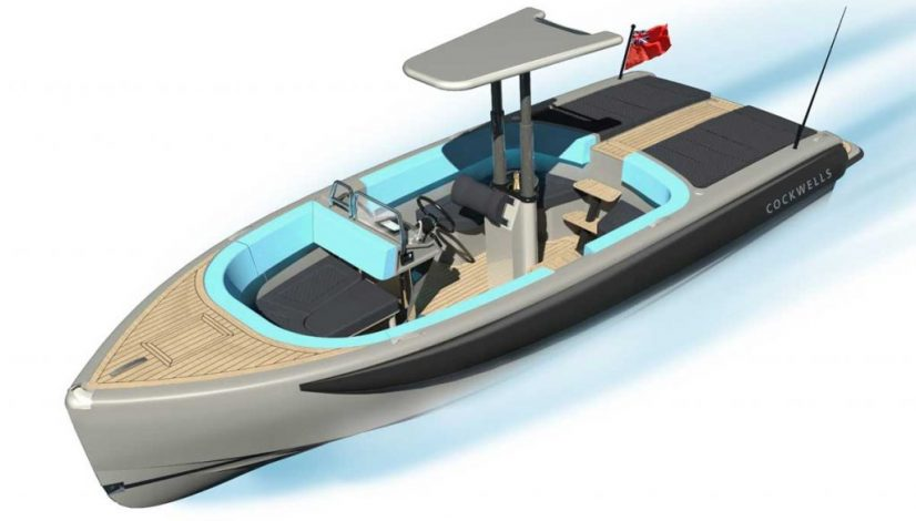Image for article Cockwells to launch Air-Sport 7.0 at MYS