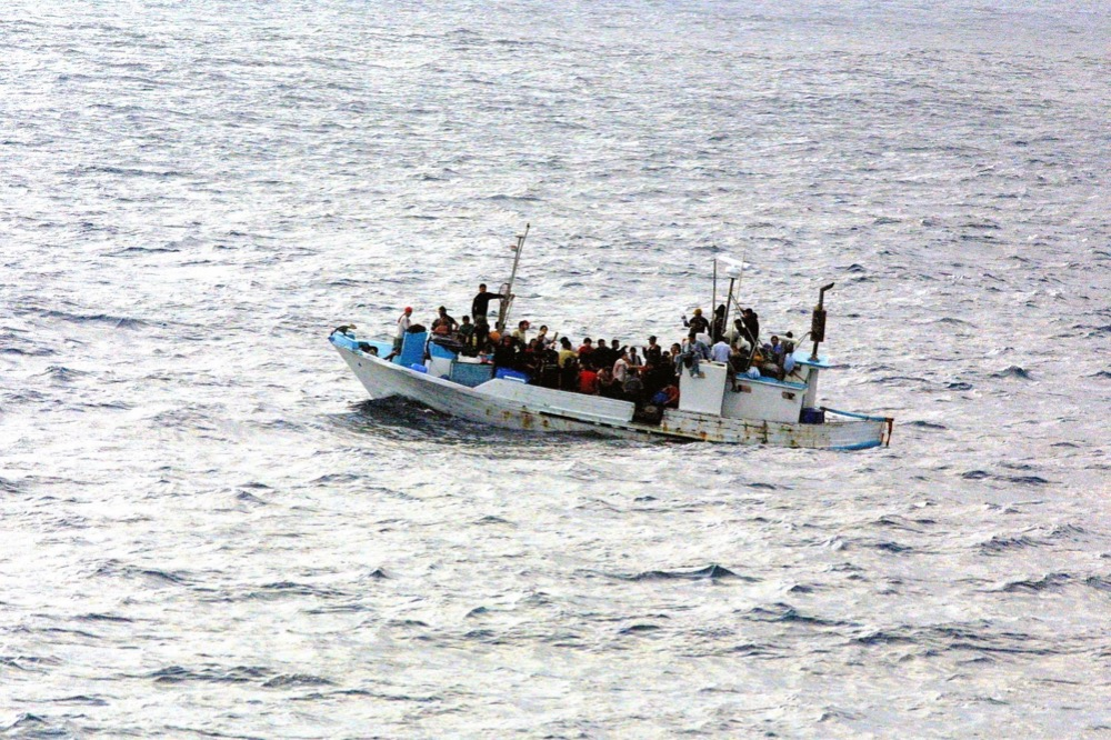 Image for article How can the superyacht industry help with the migrant crisis?