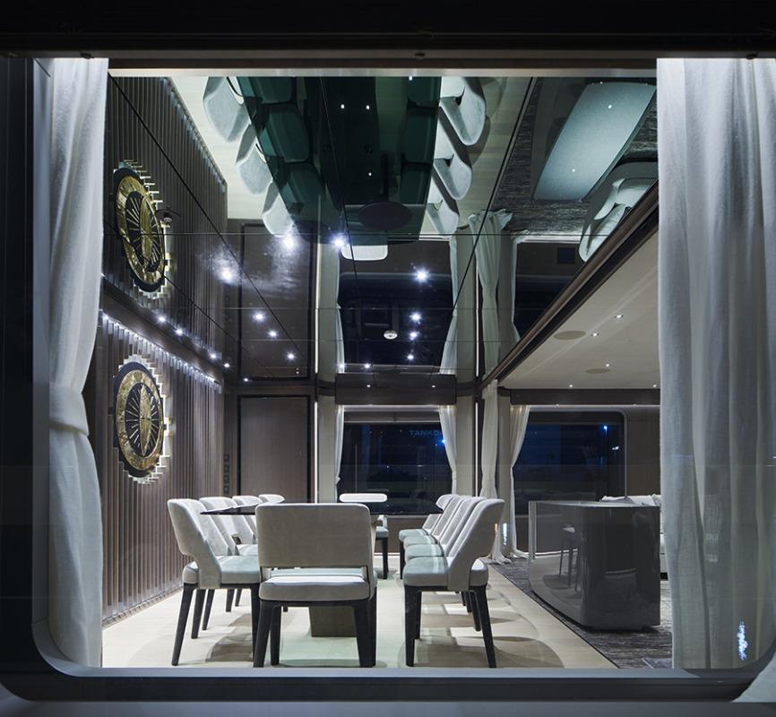Image for article Tankoa Yachts unveils M/Y 'Bintador' at MYS