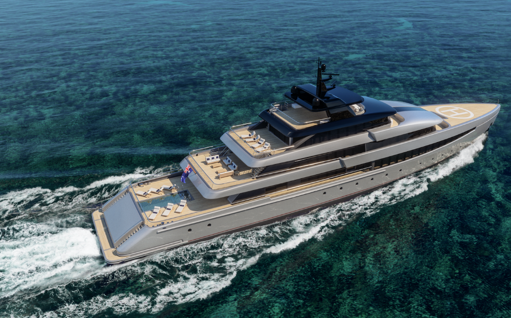 Image for article Echo Yachts shares its latest range of superyachts ahead of MYS