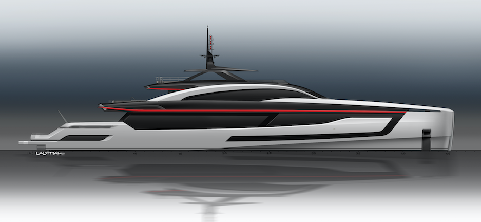 Image for article Heesen confirms sale of new 59m superyacht