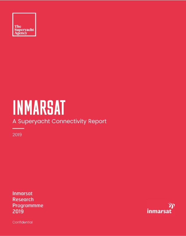Image for article Inmarsat's Superyacht Connectivity Report 2019 now live