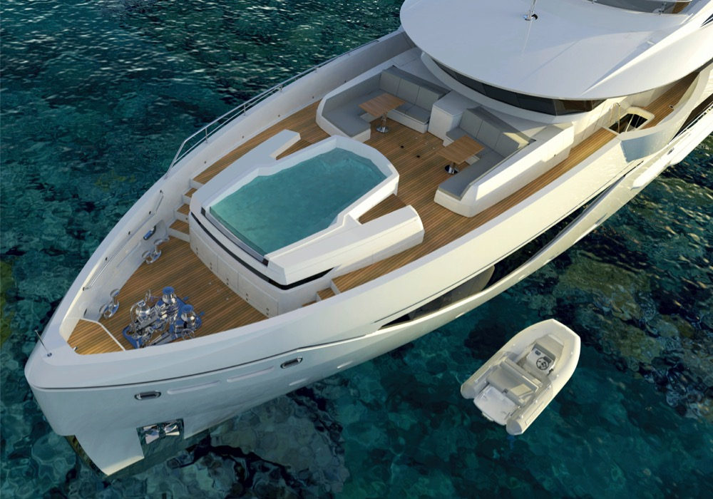Image for article Sunseeker range to double in size over the next three years