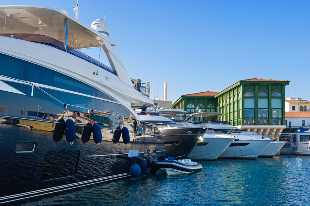 Image for article Limassol Marina: the Mediterranean's most exciting new destination