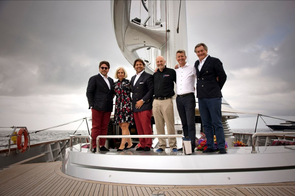 Image for article Perini Navi, Dykstra and Magma Structures announce joint venture
