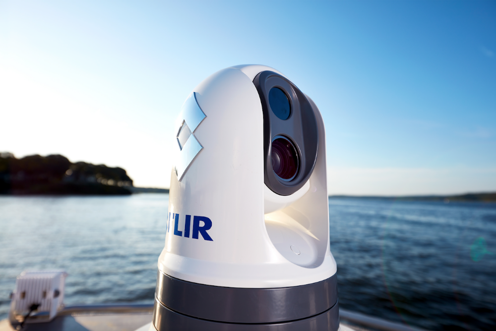 Image for article FLIR Introduces M300 Series Marine Cameras