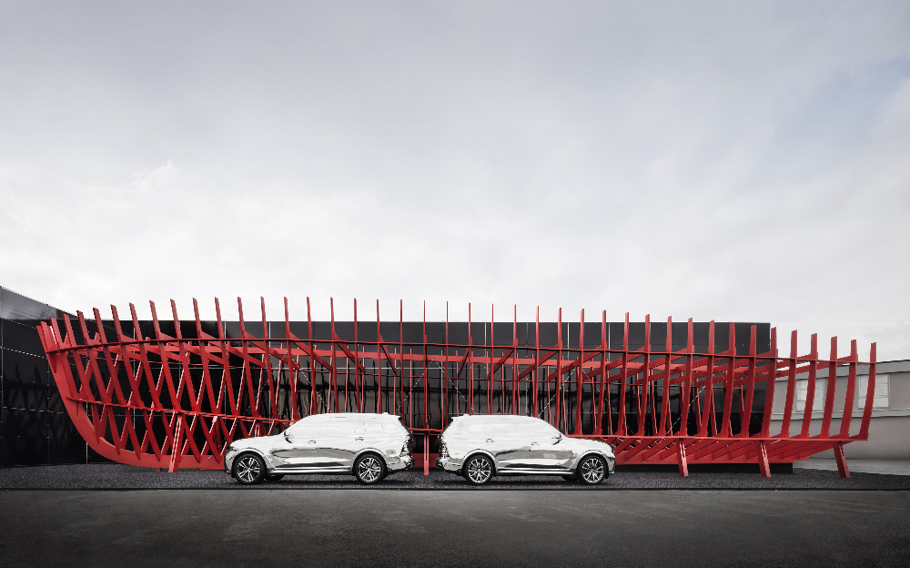 Image for article BMW and Sanlorenzo form an artistic partnership