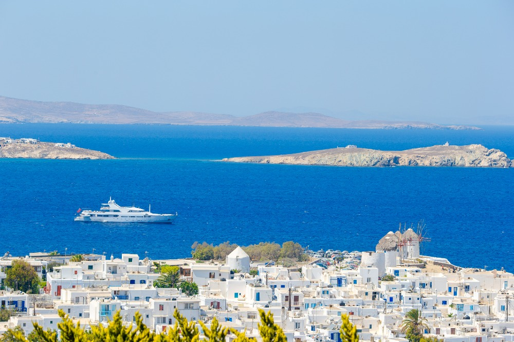 Image for article Greece's cruising tax: what was the impact?
