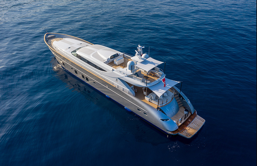 Image for article Tommaso Spadolini completes significant refit within six-months