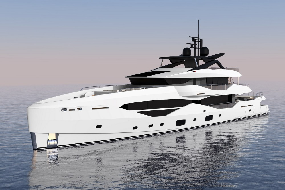 Image for article EXCLUSIVE: Sunseeker confirms sale of first flagship 161 Yacht