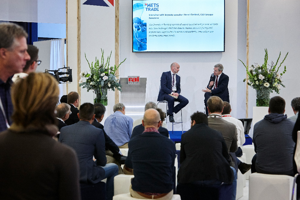 Image for article Beyond the pavilions at METSTRADE 2019