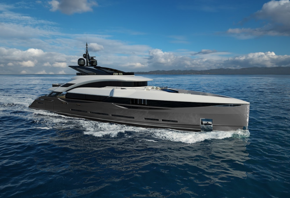 Image for article ISA Yachts sells second 45m superyacht