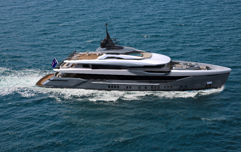 Image for article Bilgin Yachts confirms new speculative build