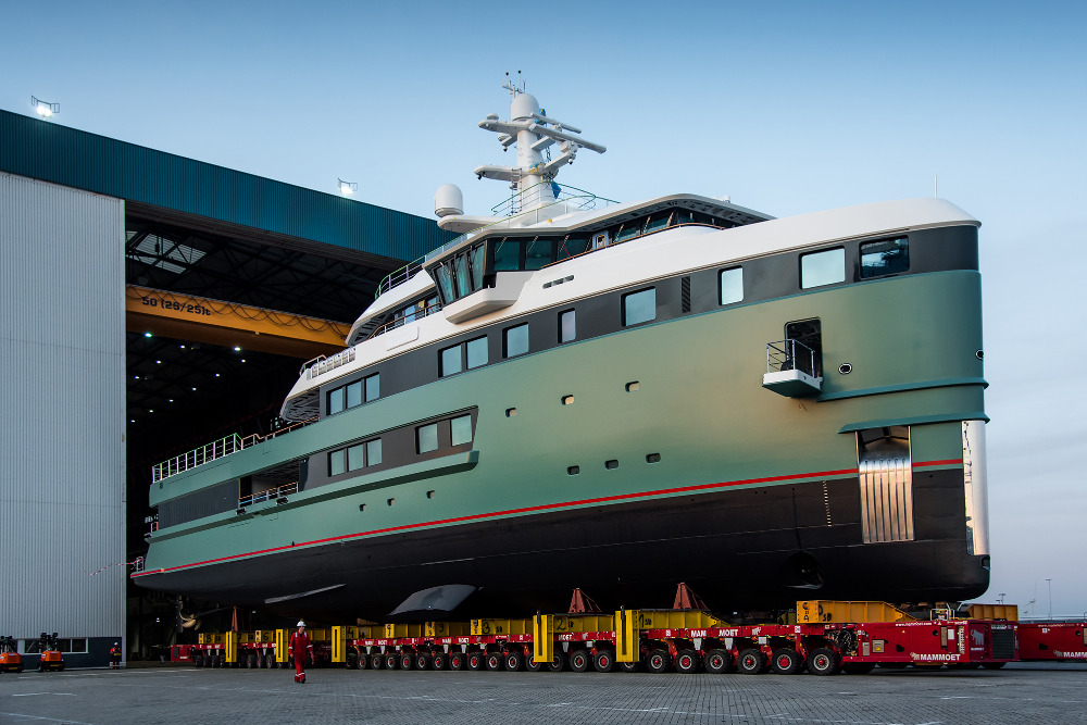 Image for article DAMEN launches its first SeaXplorer