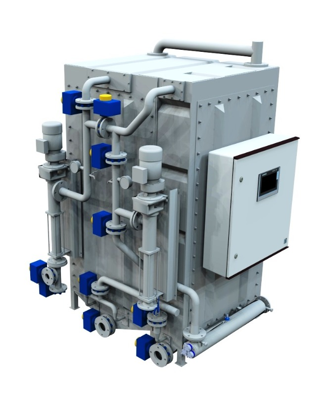 Image for article FMD launches new wastewater treatment solution