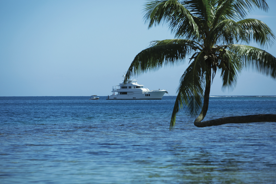 Image for article The economic impact of superyachts