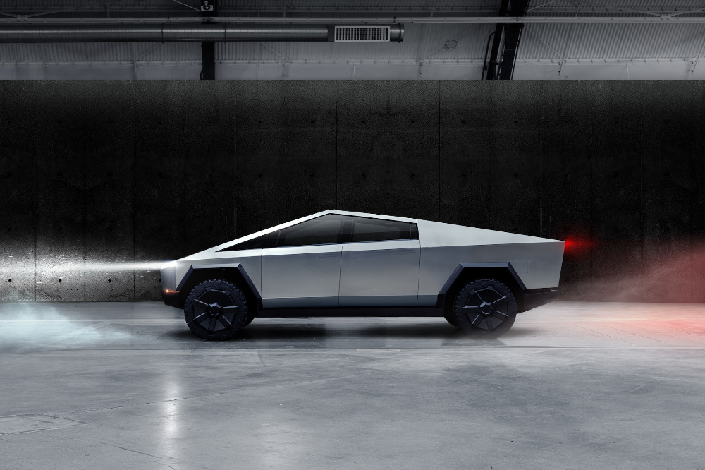 Image for article Tesla Cybertruck: challenging design conventions