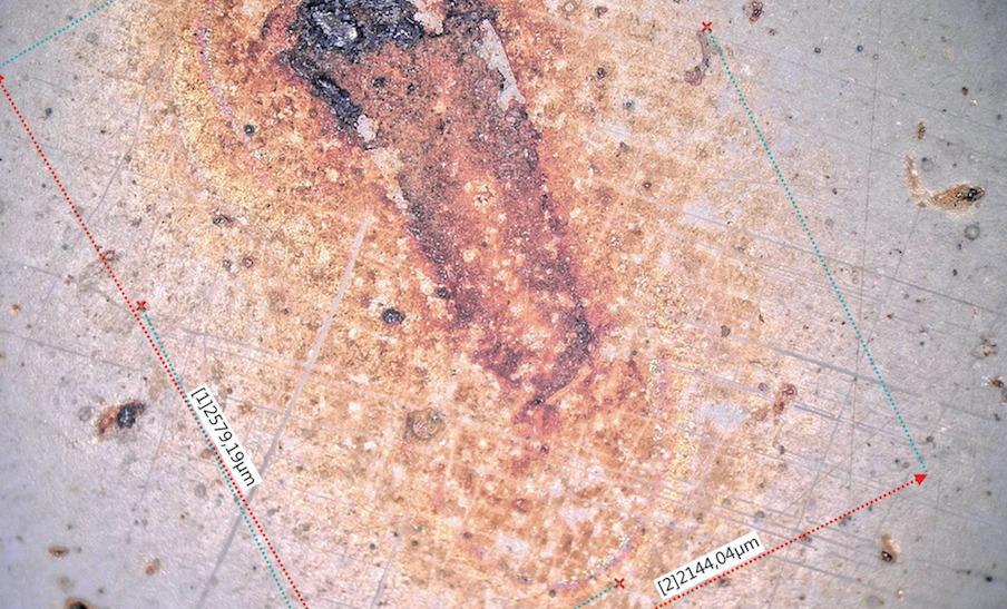 Image for article Airborne rust - a superficial problem?