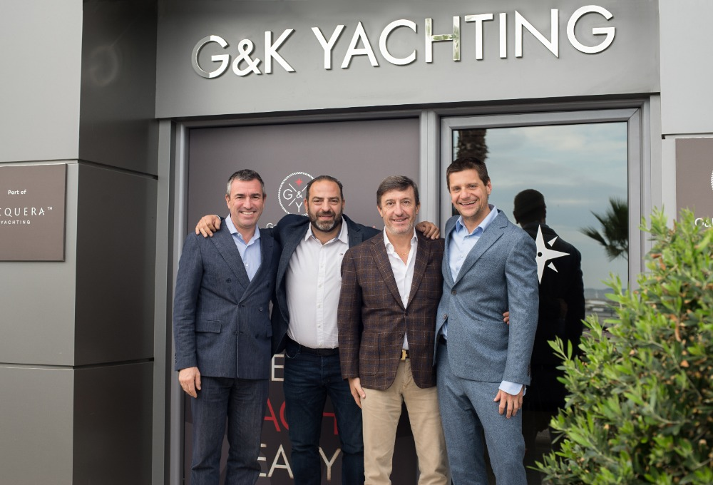 Image for article Acquera Yachting acquires G&K Yachting
