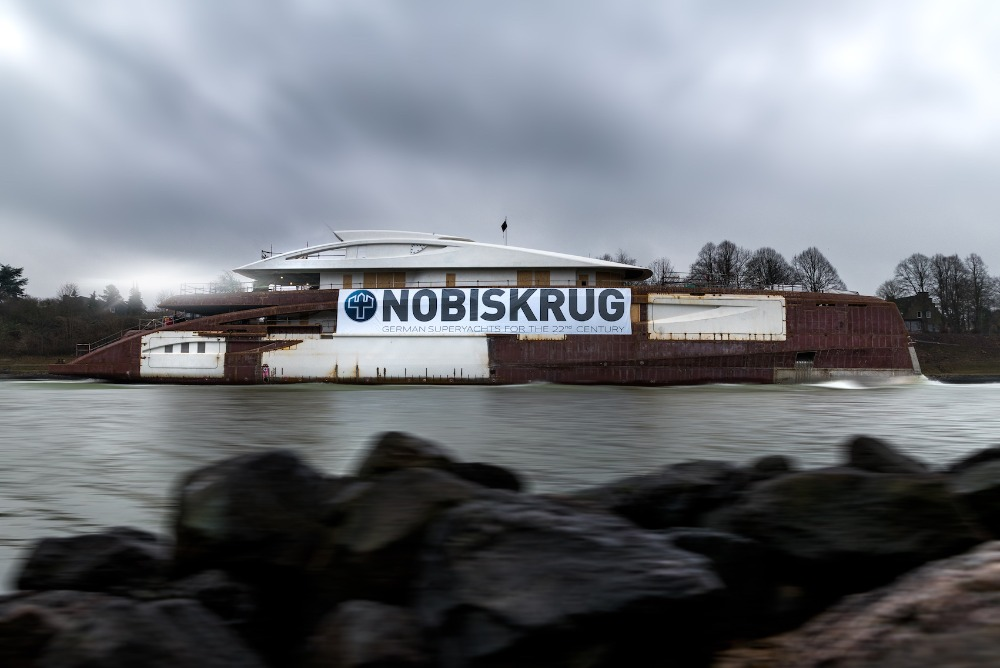 Image for article Project 'Black Shark' arrives in Rendsburg