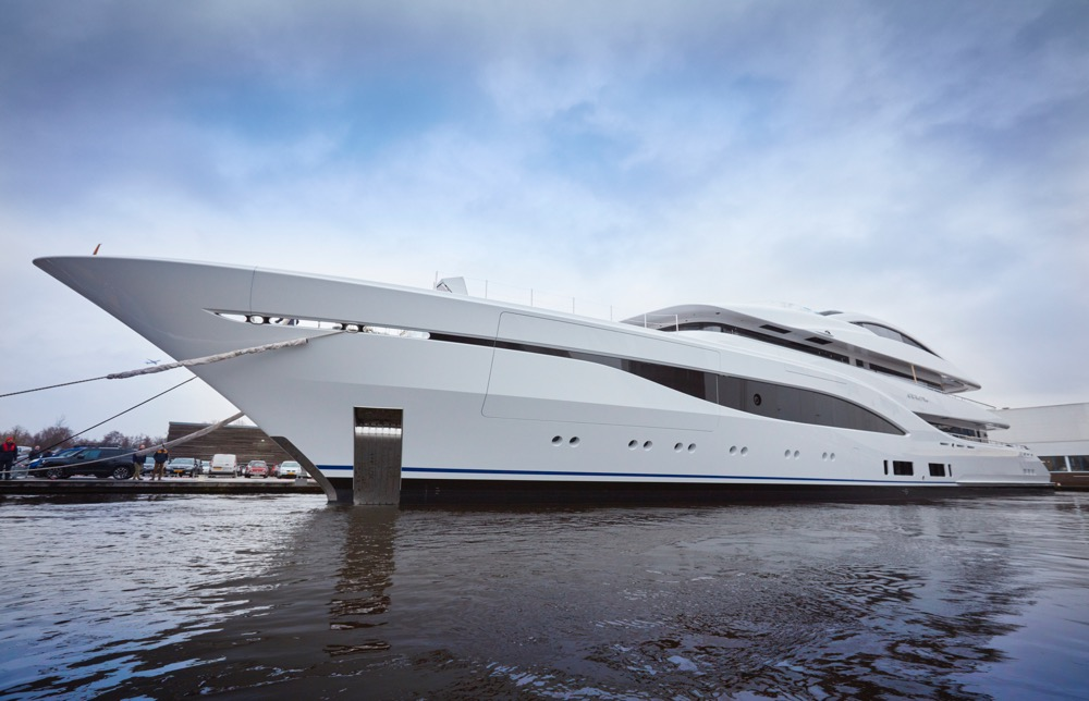 Image for article Project 703 ready for sea trials