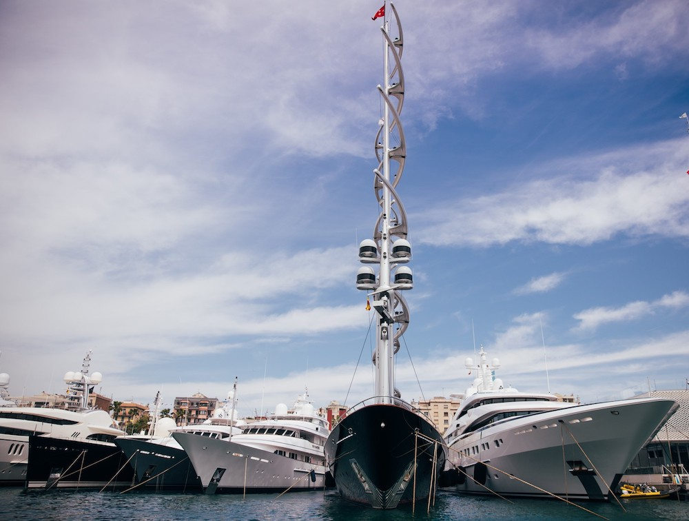 Image for article LYBRA announces new client focussed superyacht event in Palm Beach