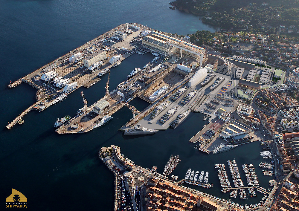 Image for article La Ciotat Shipyards: beyond the call of sustainable duty