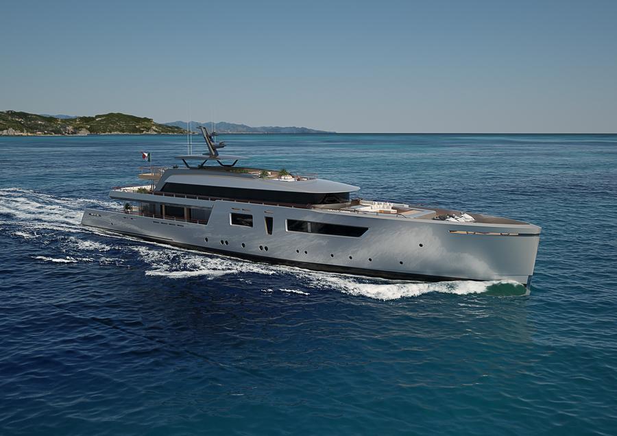 Image for article Tankoa unveils new 62m concept