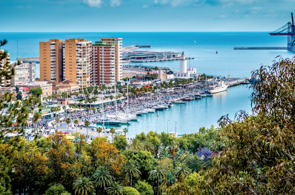 Image for article IGY selected to manage superyacht marina in Málaga