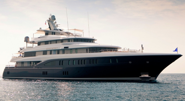 Image for article Ensuring optimal resale value of your superyacht