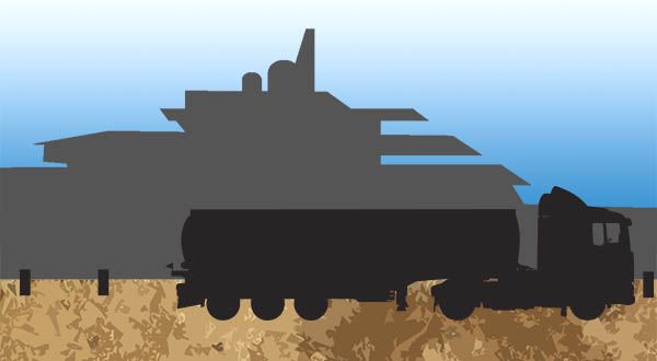 Image for article The drawback of low-sulphur fuel