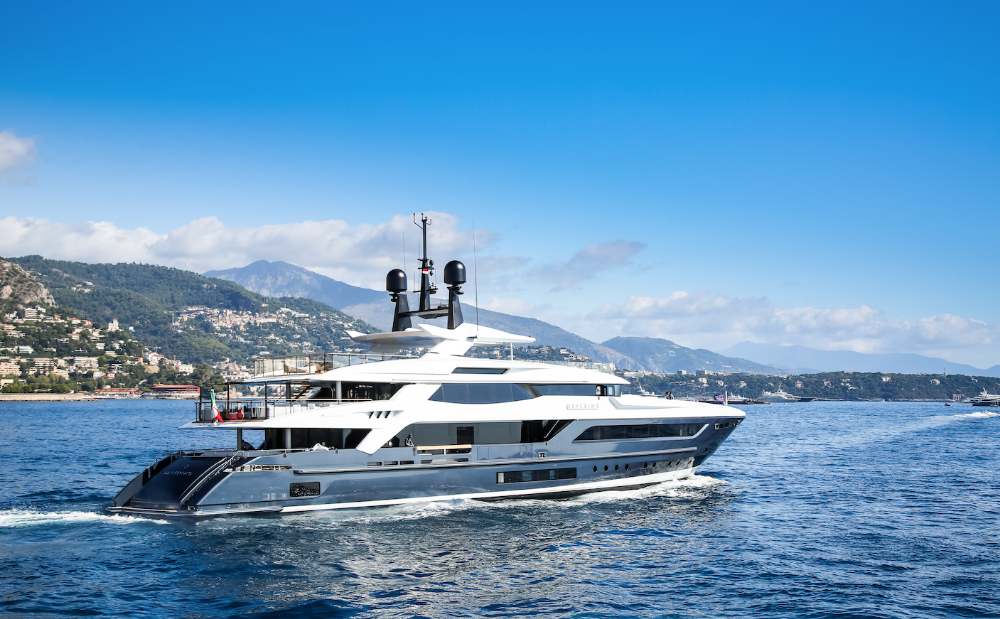 Image for article Baglietto delivers 67th superyacht