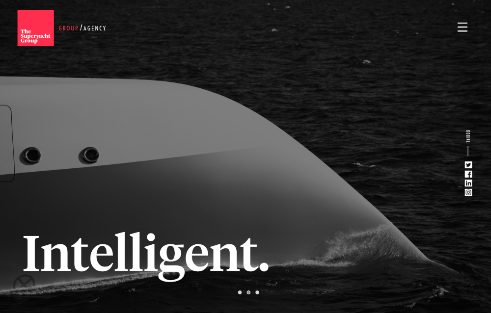 Image for article The Superyacht Group launches new website