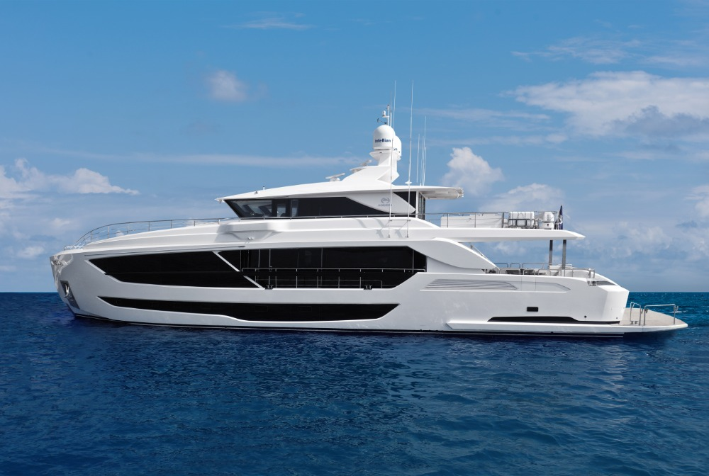 Image for article Horizon unveils six new yachts