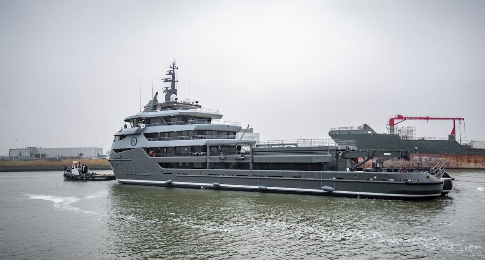 Image for article ICON YACHTS launches project Ragnar