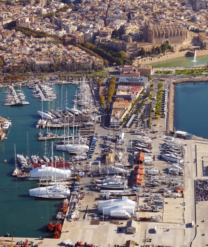 Image for article Industry reacts to proposed port authority tax in Balearics