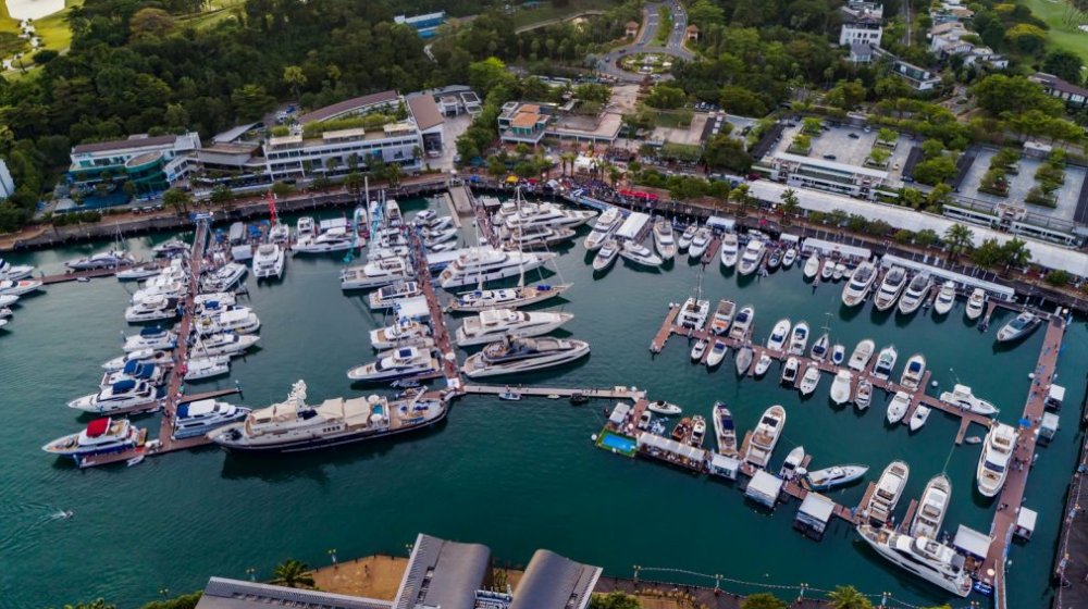 Image for article Singapore Yacht Show 2020 suspended amid coronavirus concerns