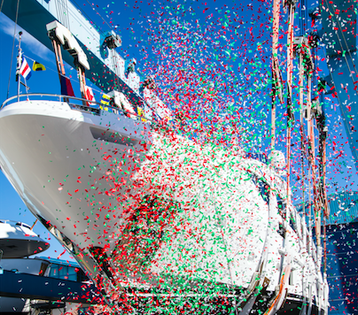 Image for article Benetti starts the decade off strong with even more launches