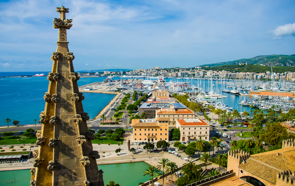 Image for article Shaping the future of the Balearics